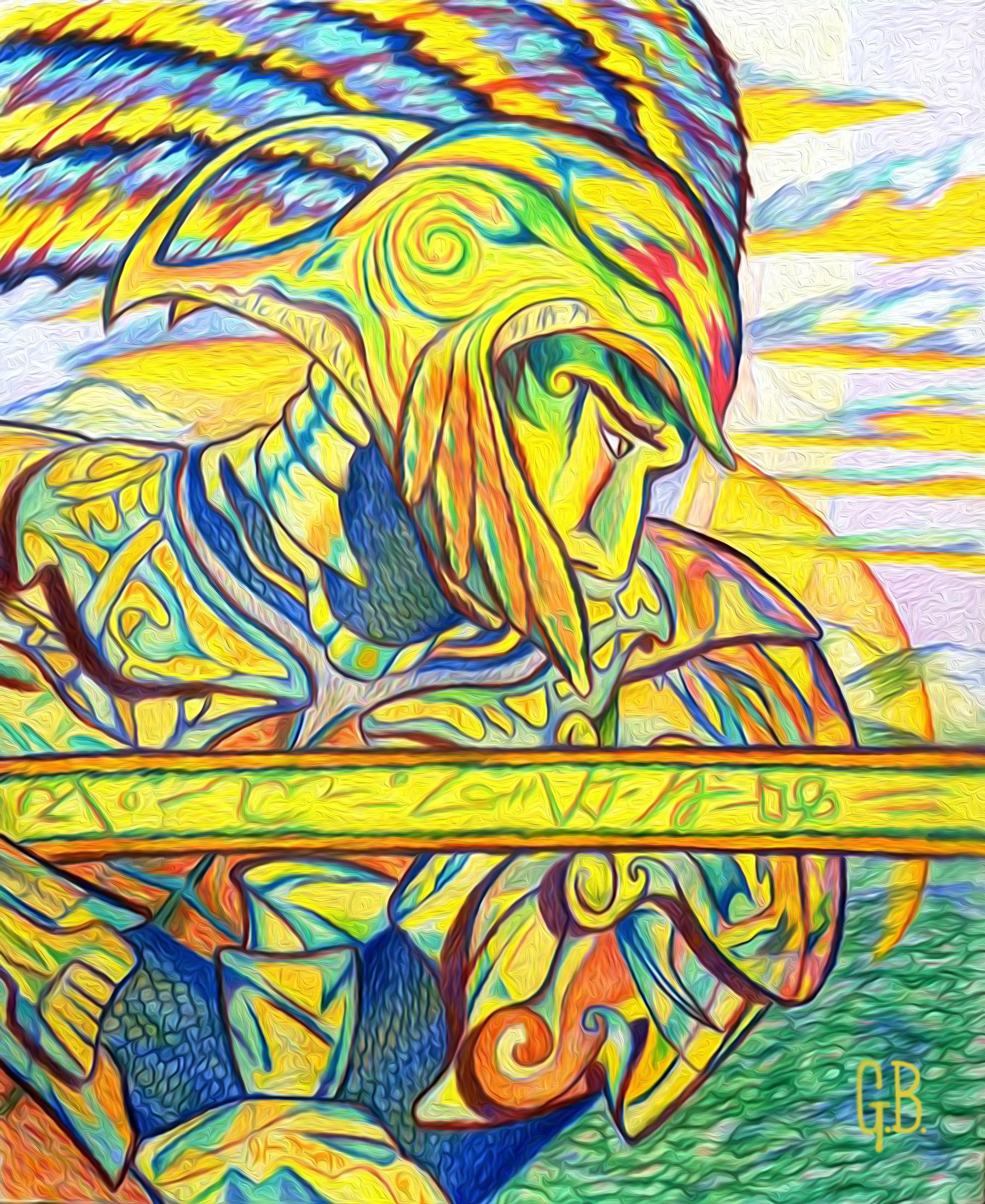 Copy of Sun Warrior