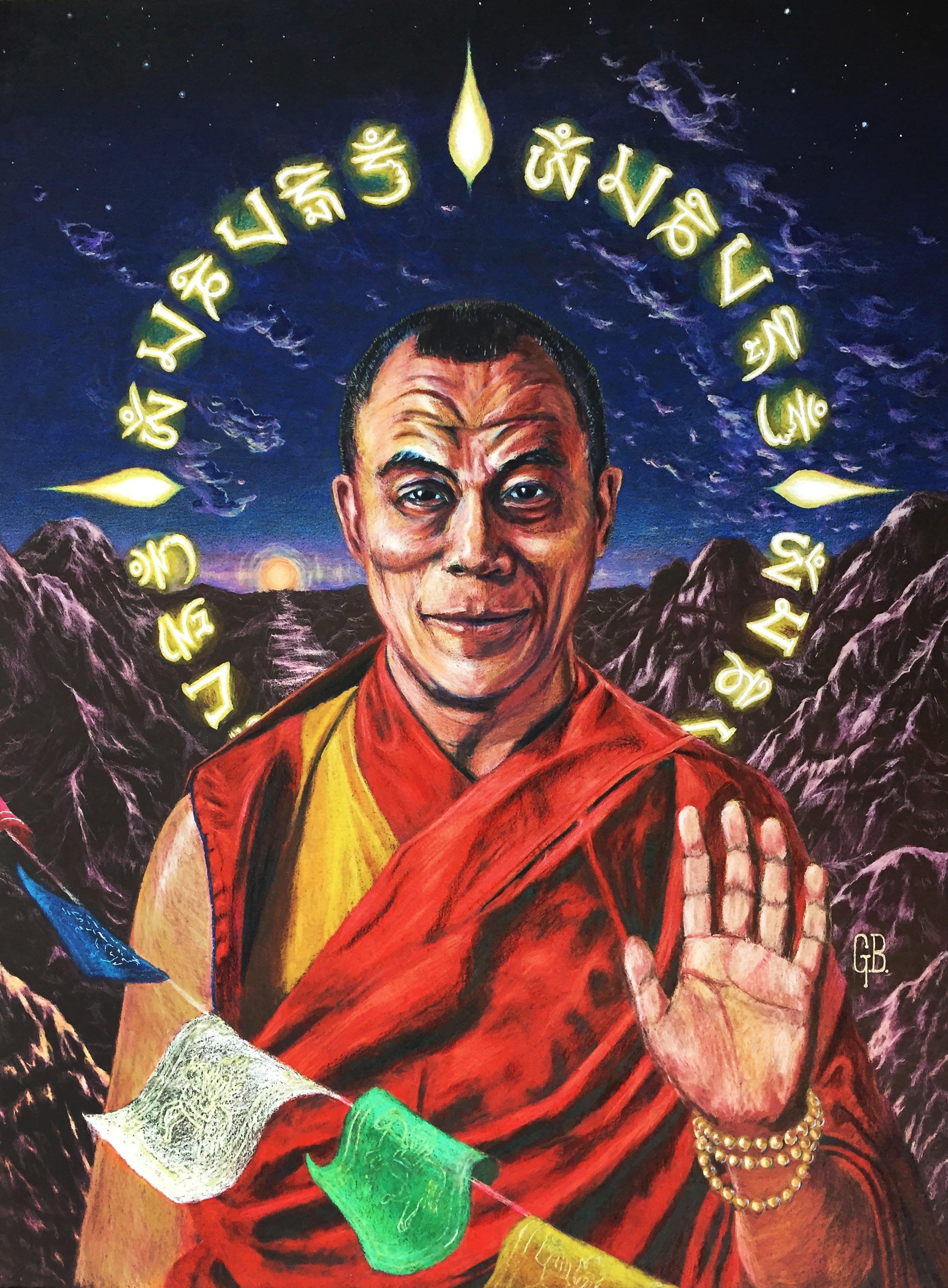 H. H. The Dalai Lama