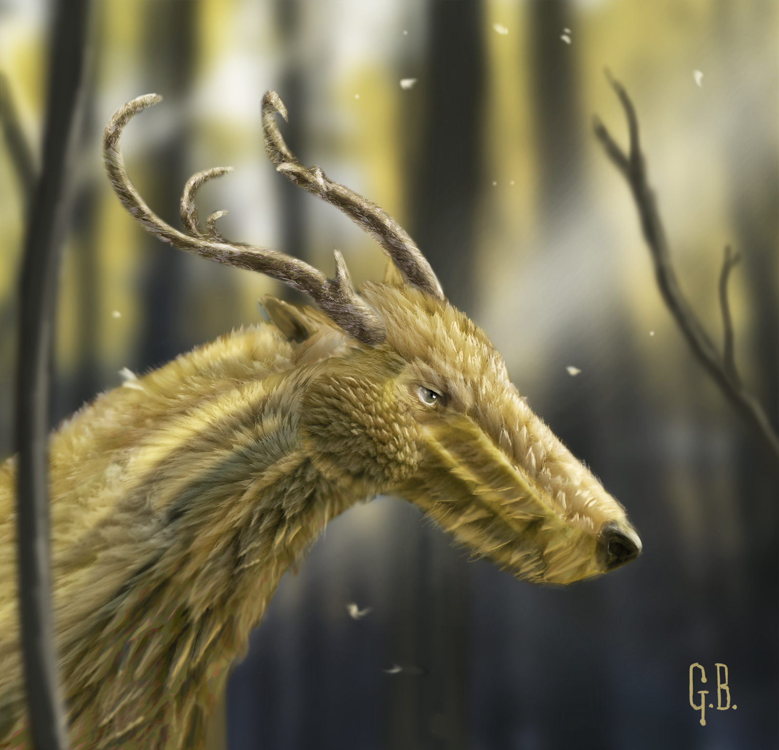 Copy of Mystic Creature