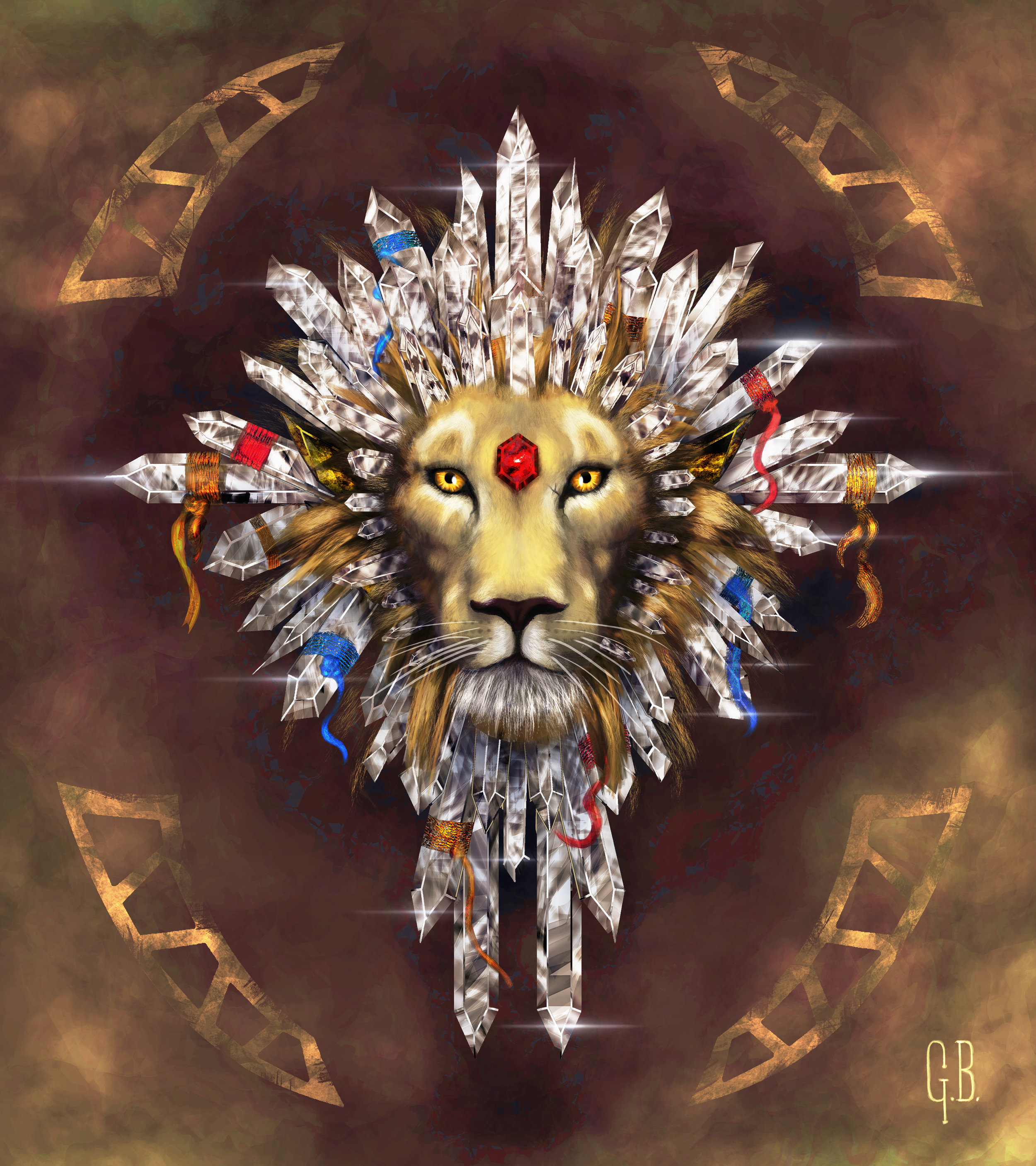 Sigil of the Lion