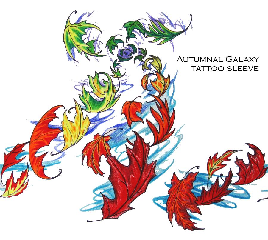 Autumnal Galaxy Tattoo.jpg