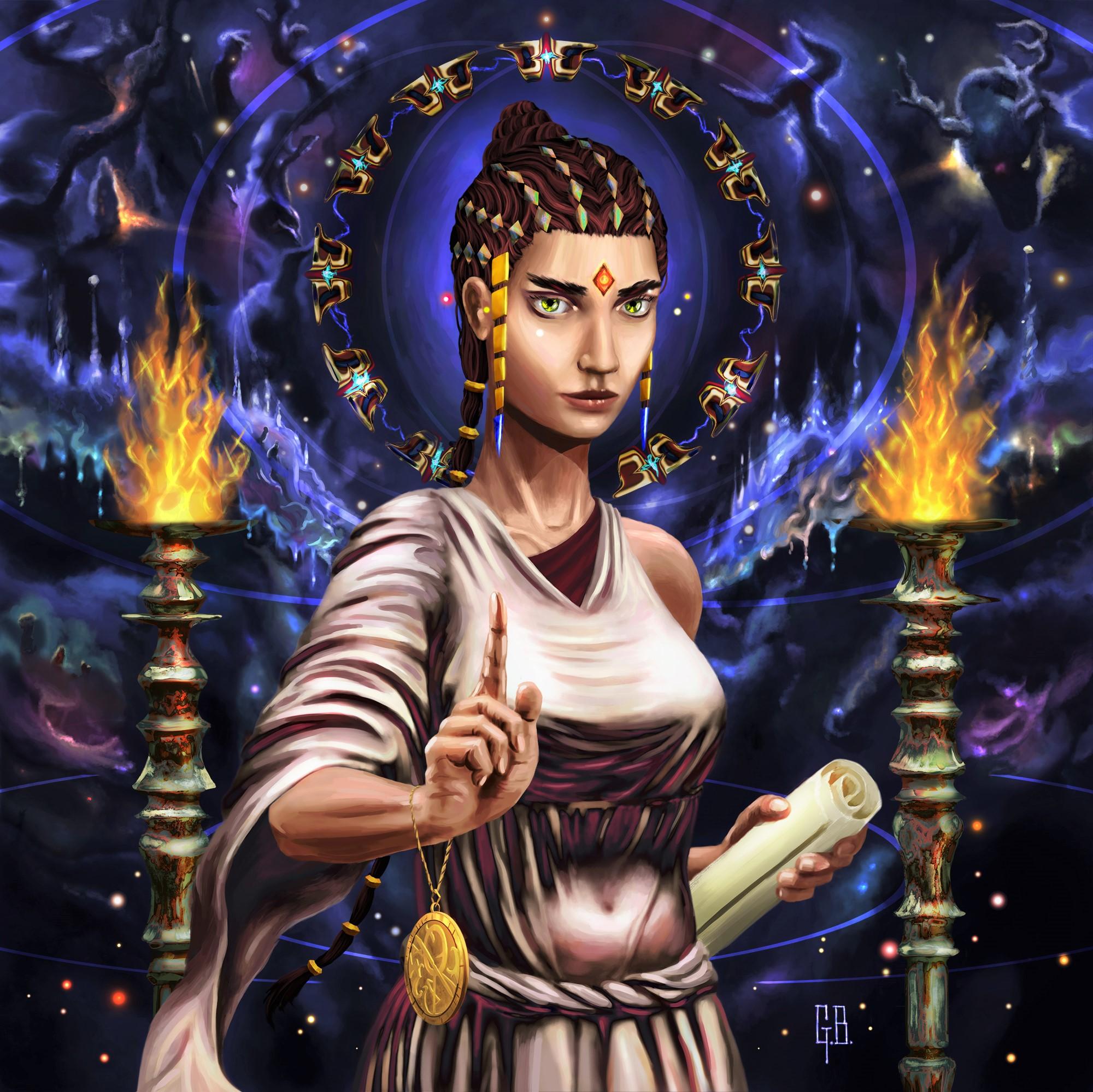 Hypatia, Sage of Alexandria