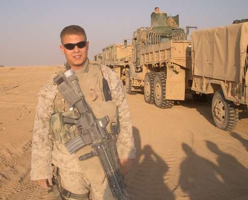 In honor of the 15th Anniversary of 9/11, a member of the Chosen Family reflects on his time in the United State Marine Corps. The following was originally written in 2005.
