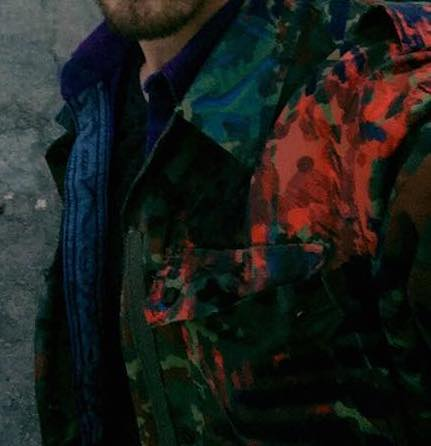 Jacket: Ben Copperwheat