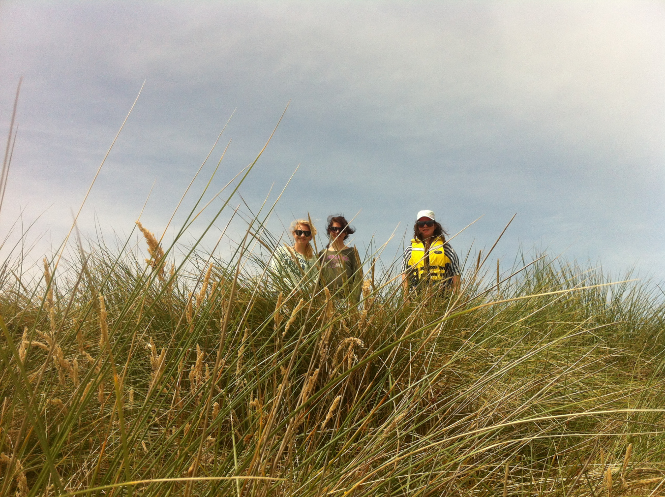 Exploring Great Mercury Island