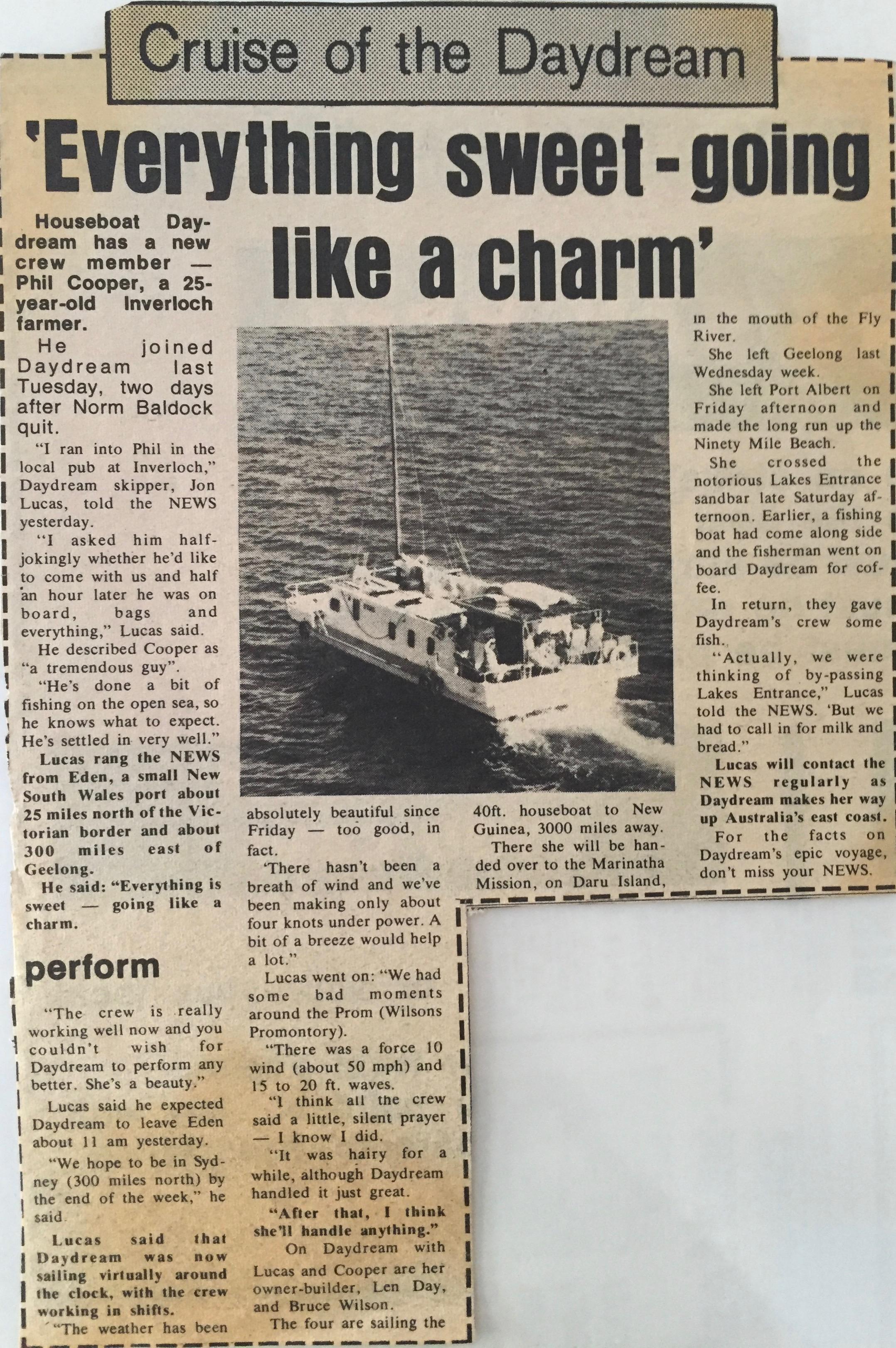David Hows Ocean Sailing Podcast