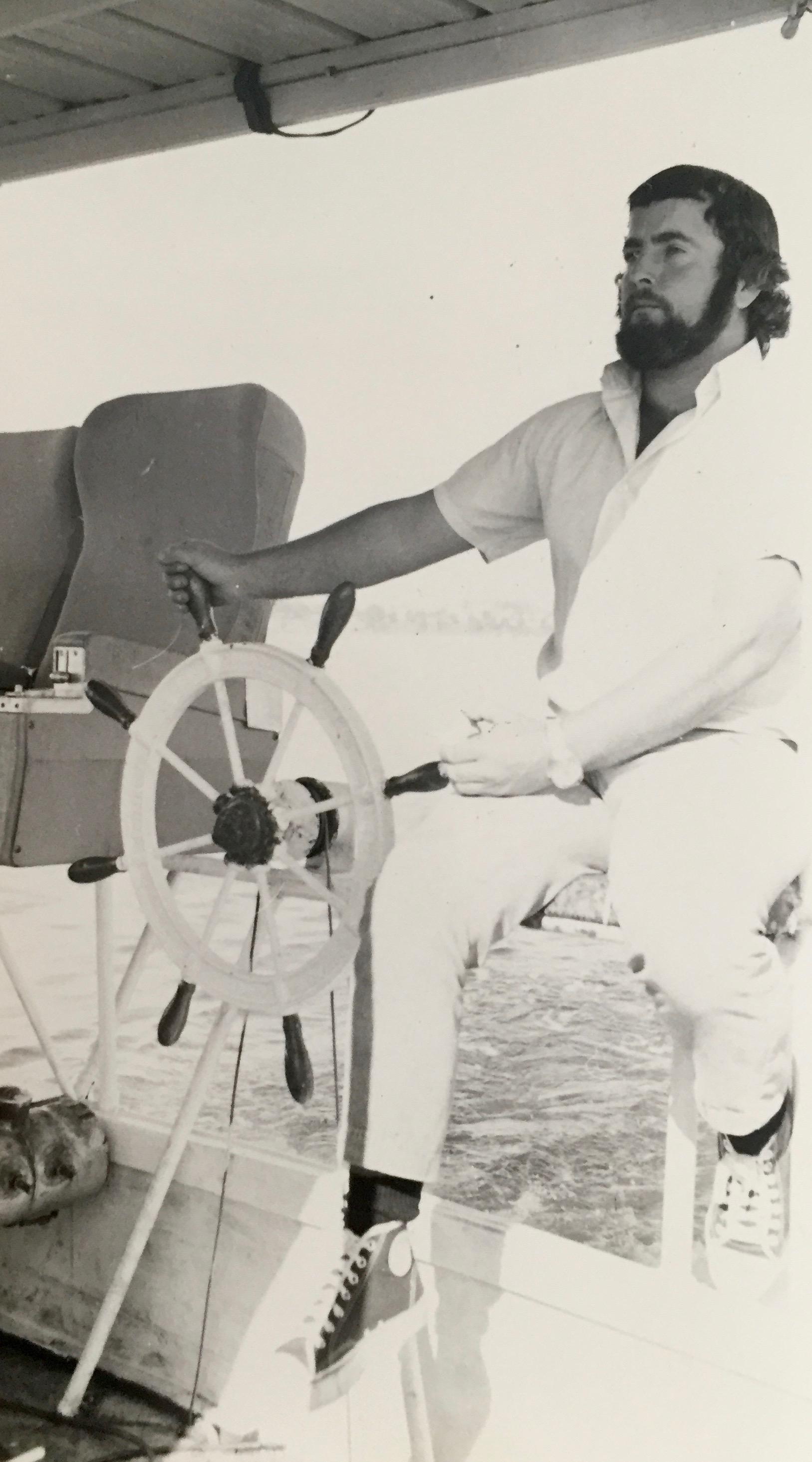 Trans Tasman sailing podcast