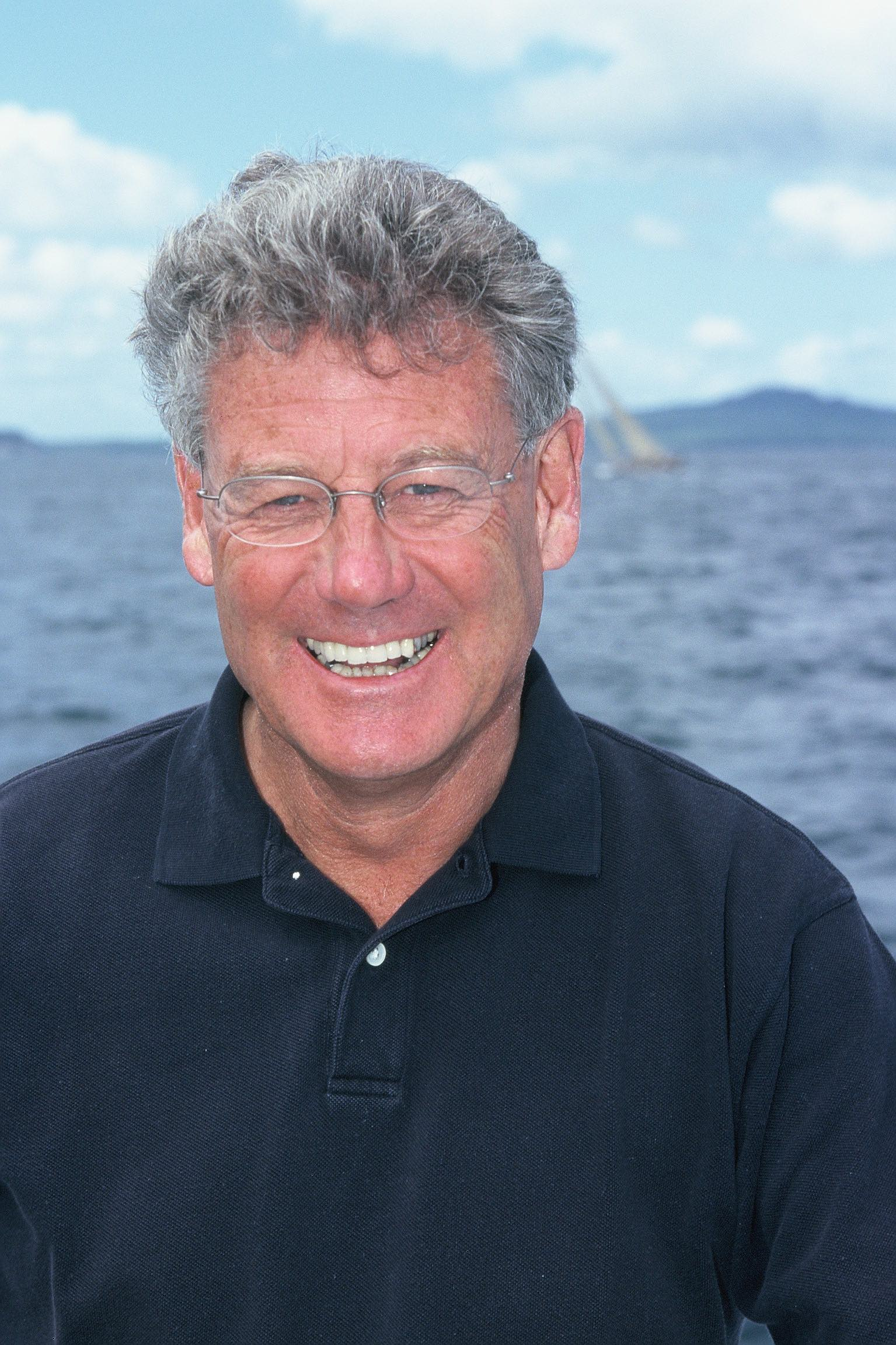 Peter Montgomery: The Voice of Yachting