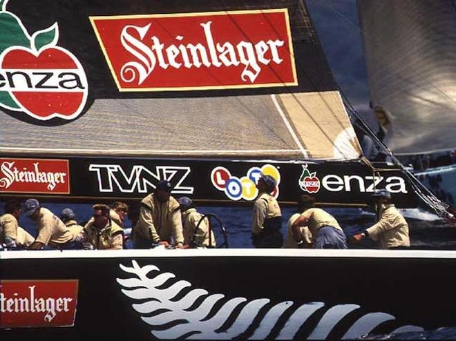Team New Zealand and Peter Montgomery help create a sailing obessessed nation
