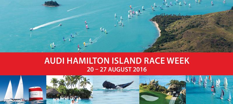 Audi Hamilton Island Race Week 2016