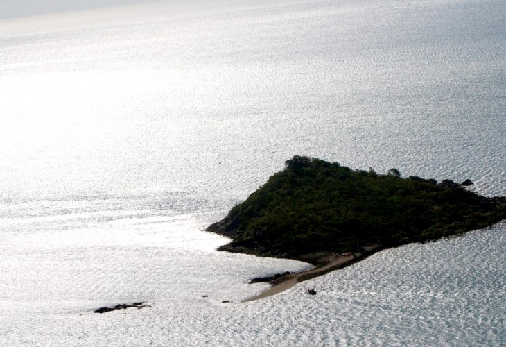 Shag Islet, Gloucester Passage in the Whitsundays