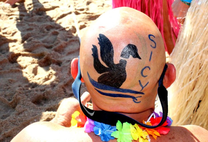 Shag Islet Cruising Yacht Club members are passionate about getting behind each years party theme