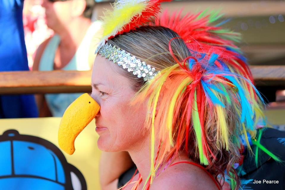 Parrot Head at SICYC Rendezvous Event