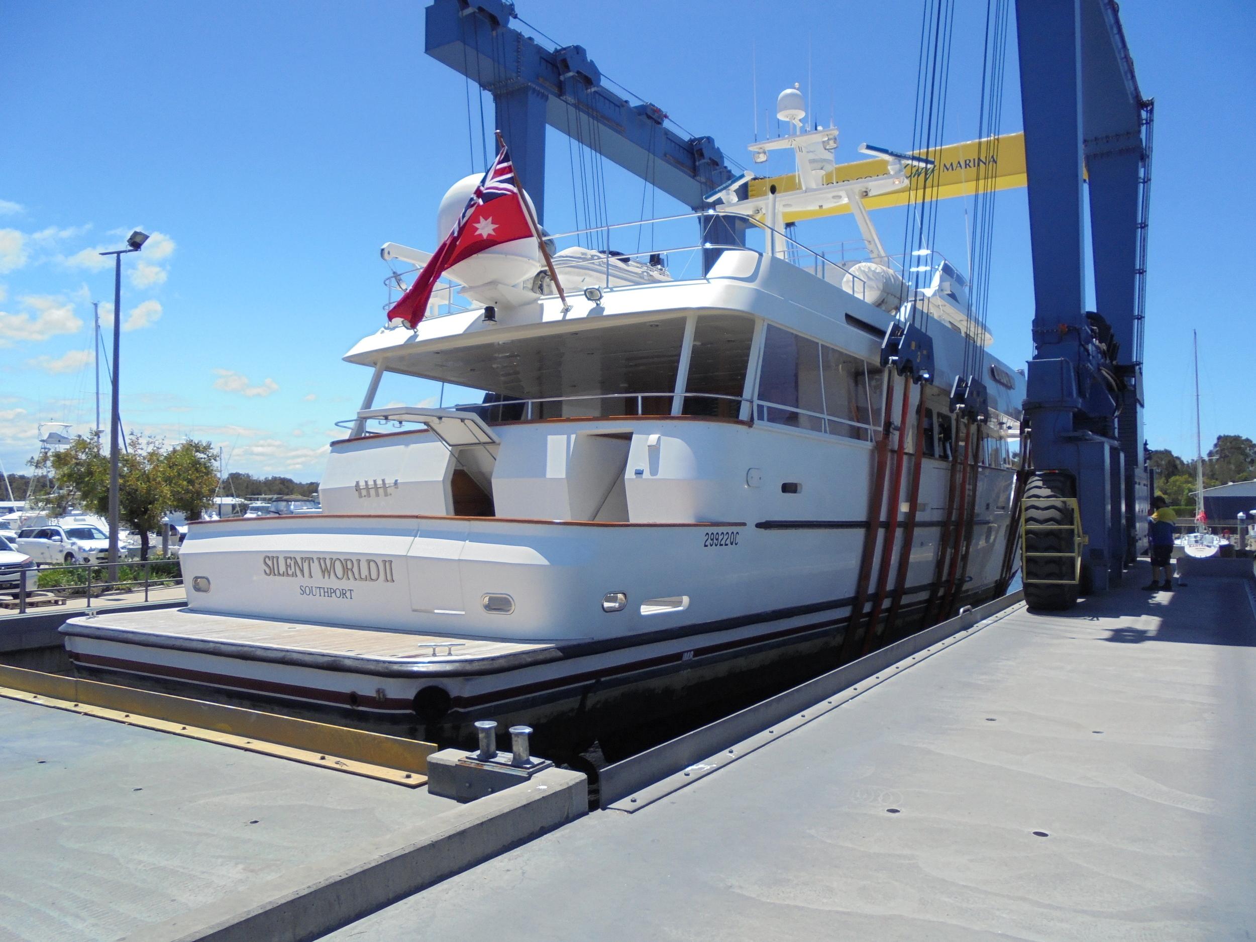 Black Jack Too at Gold Coast City Marina
