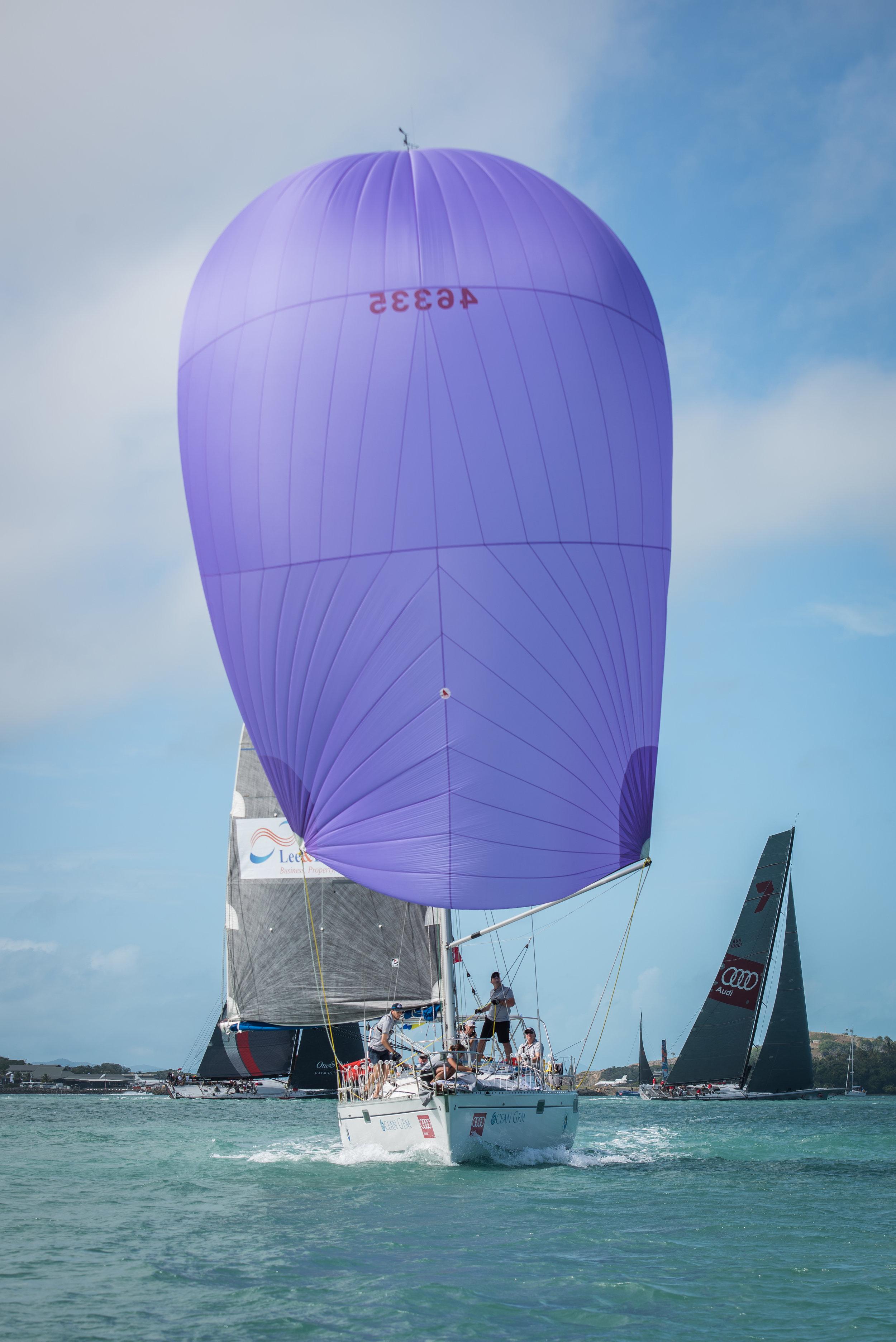 Ocean Gem Audi Hamilton Island Race Week