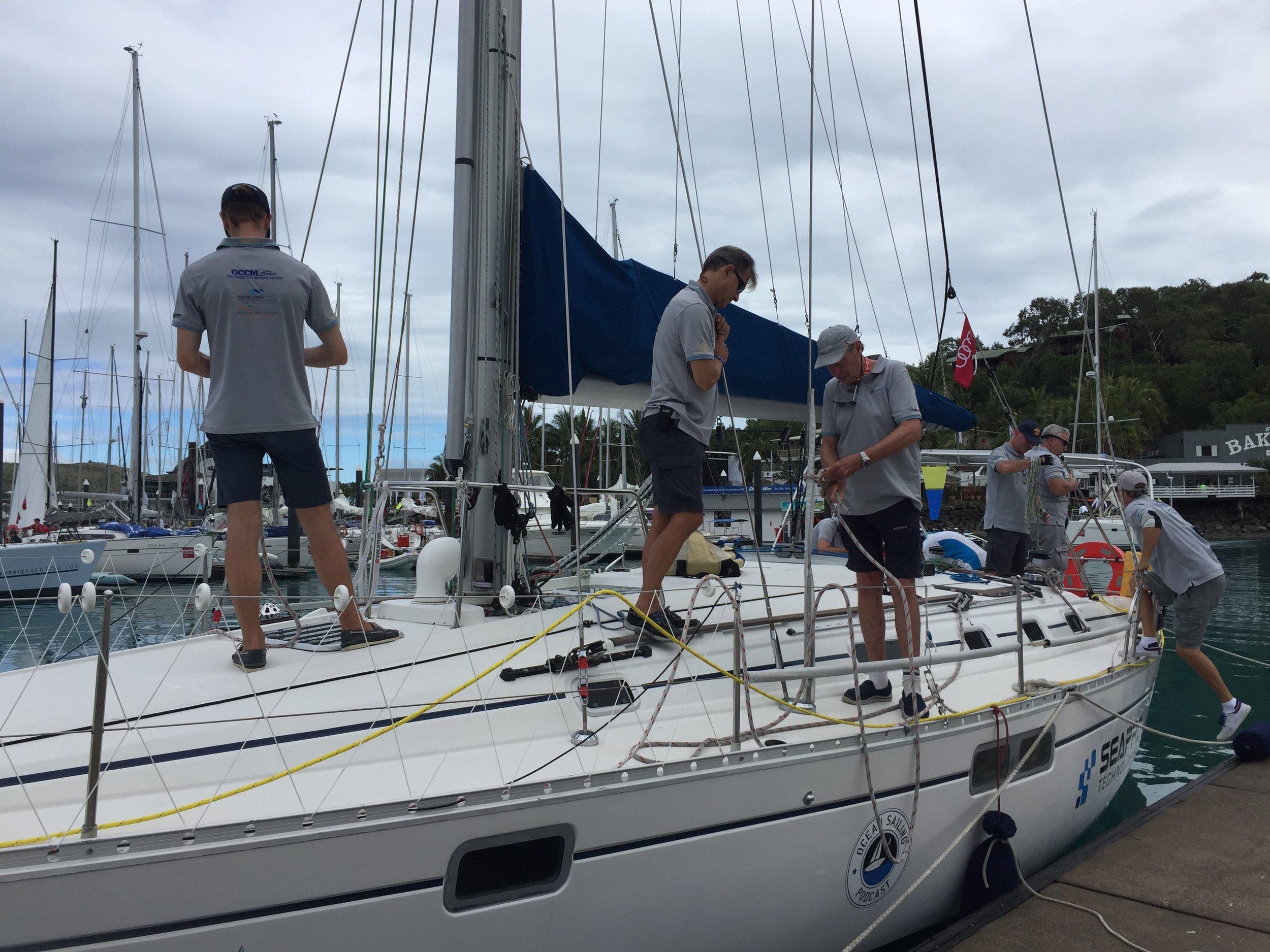 Ocean Gem Racing Crew