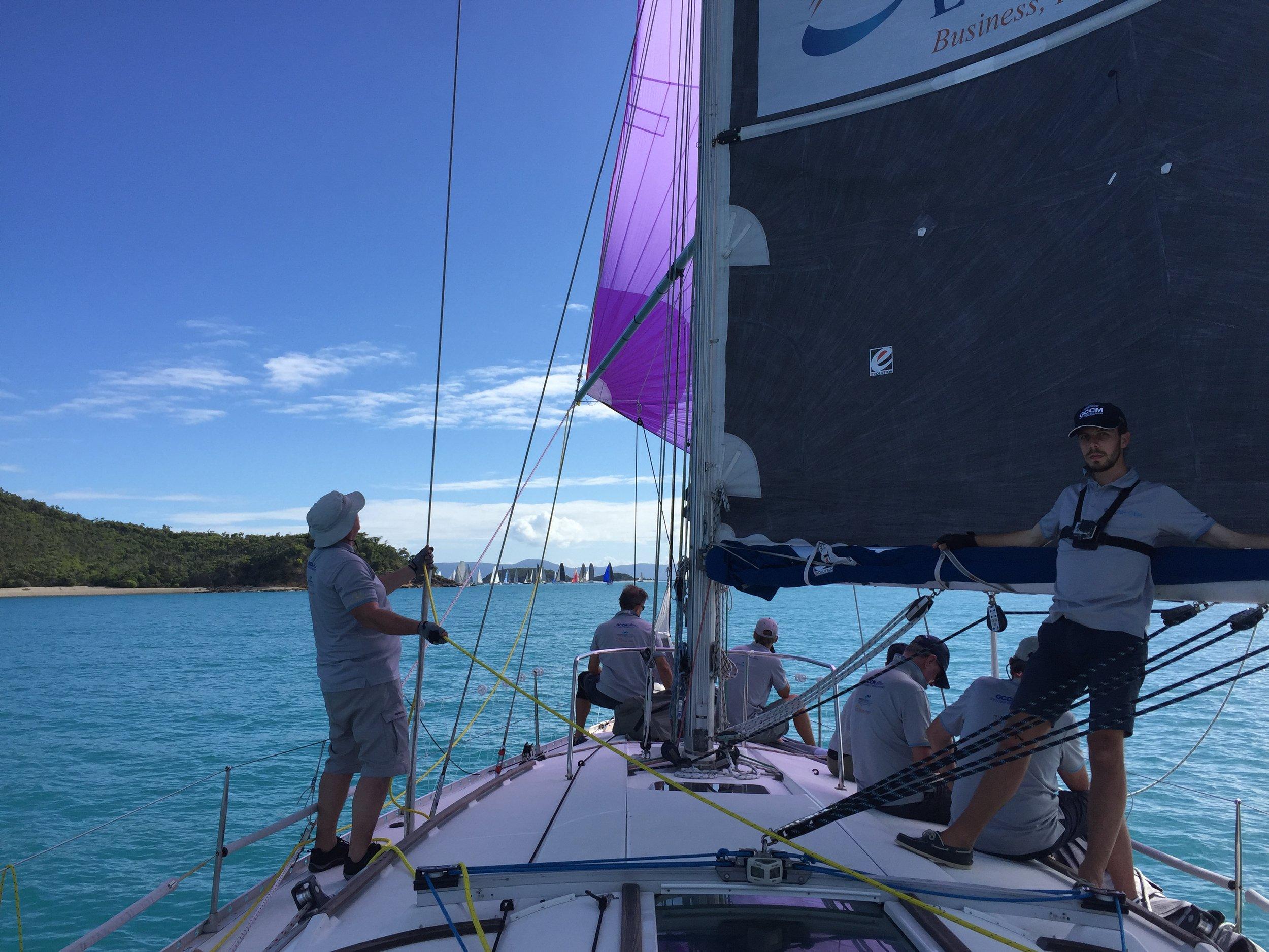 Ocean Gem Racing at Audi Hamilton Island Race Week