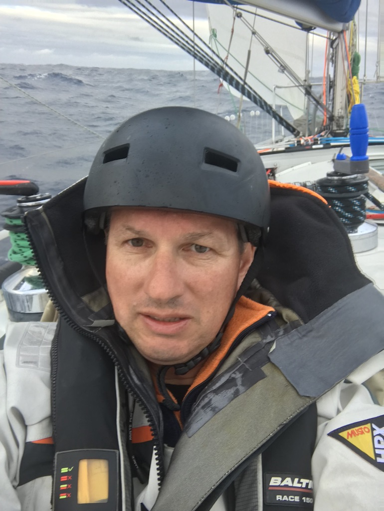 Foredeck safety gear for Solo-Tasman 2018