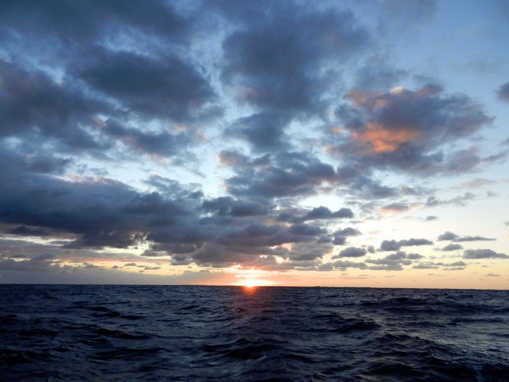Solo Tasman Sea Crossing 2018
