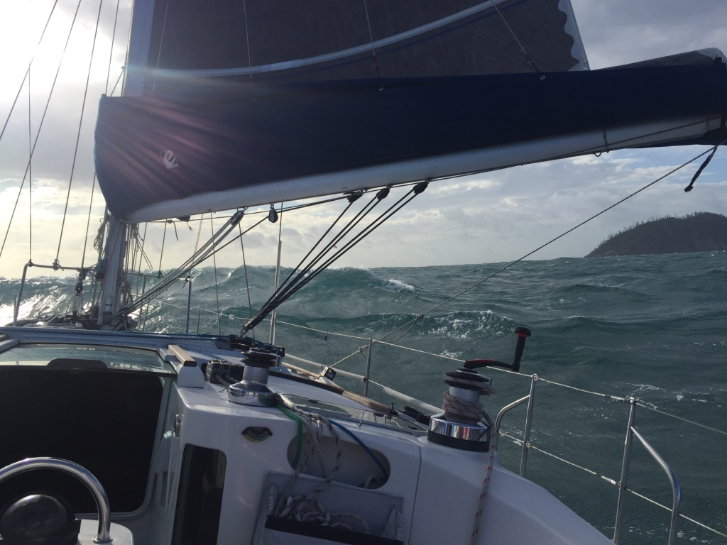 Southport to Airlie Beach