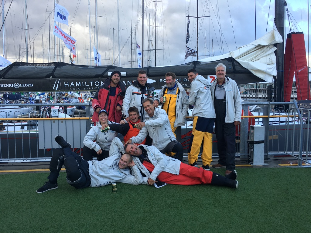 Rolex Sydney Hobart Race 2017