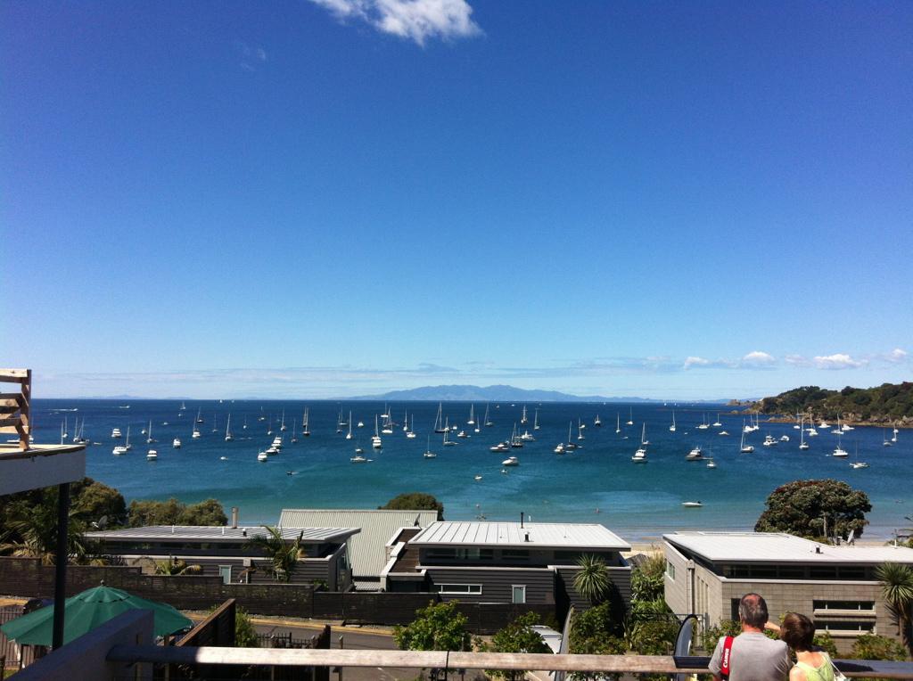 Oneroa Bay Waiheke Island NZ