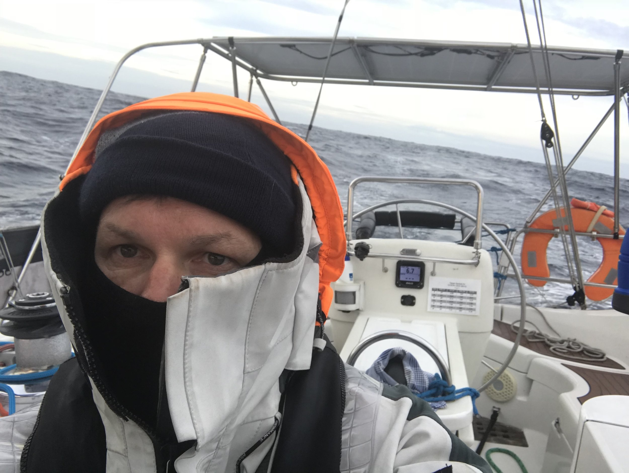 Hobart to New Plymouth 2018 -