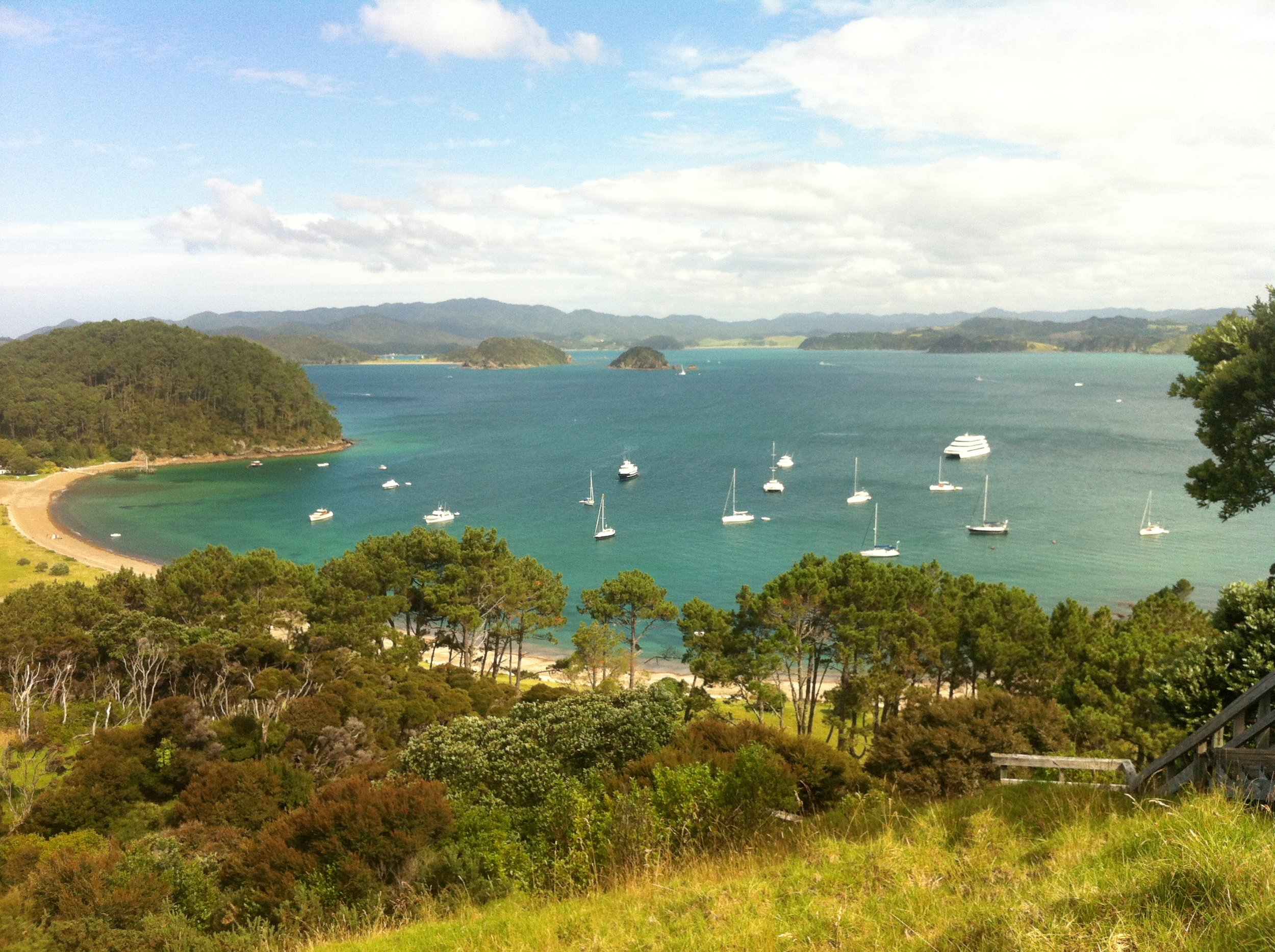 Bay of Islands 2012 -