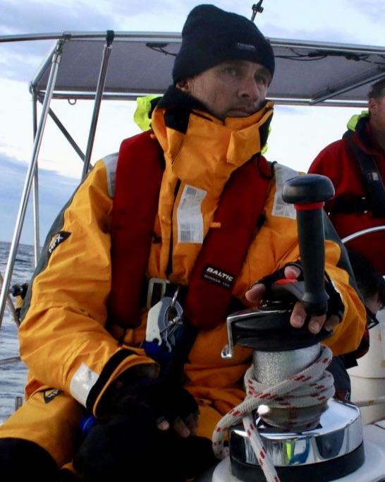 Alex Lomakin Offshore Passage