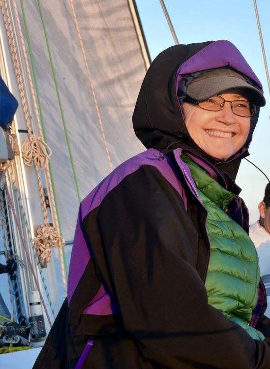 Trish Greer Ocean Gem Sailing