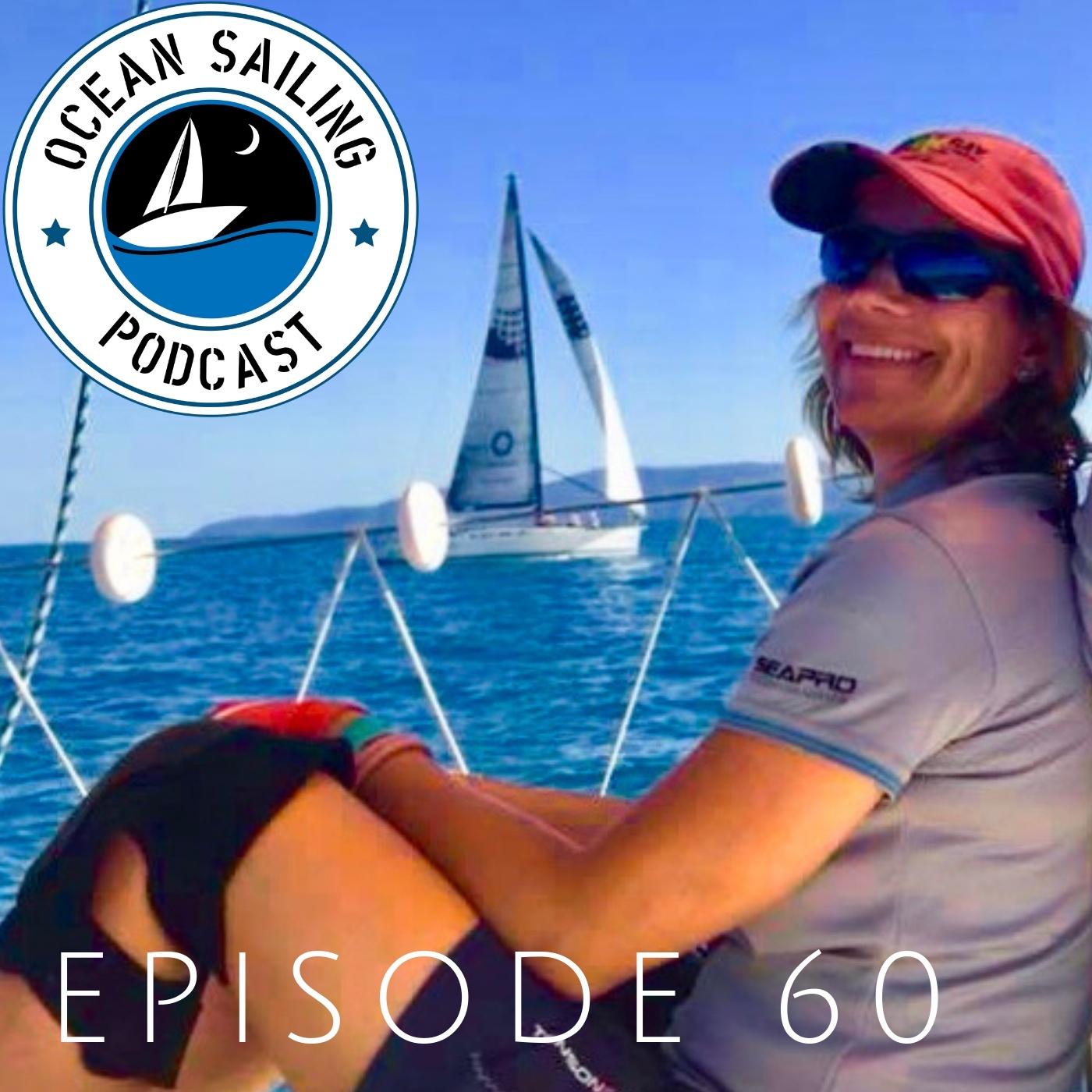 Sytske du Croc Sail Race Crew