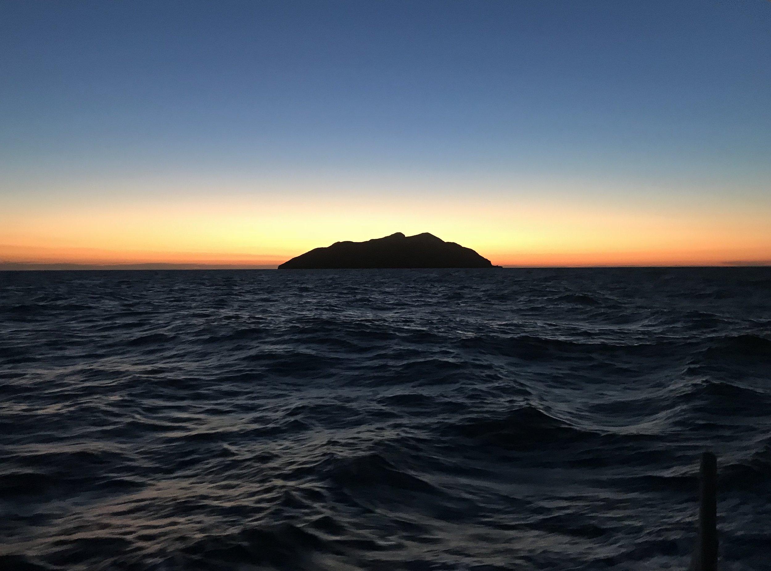 Hamilton Island to Southport Queensland