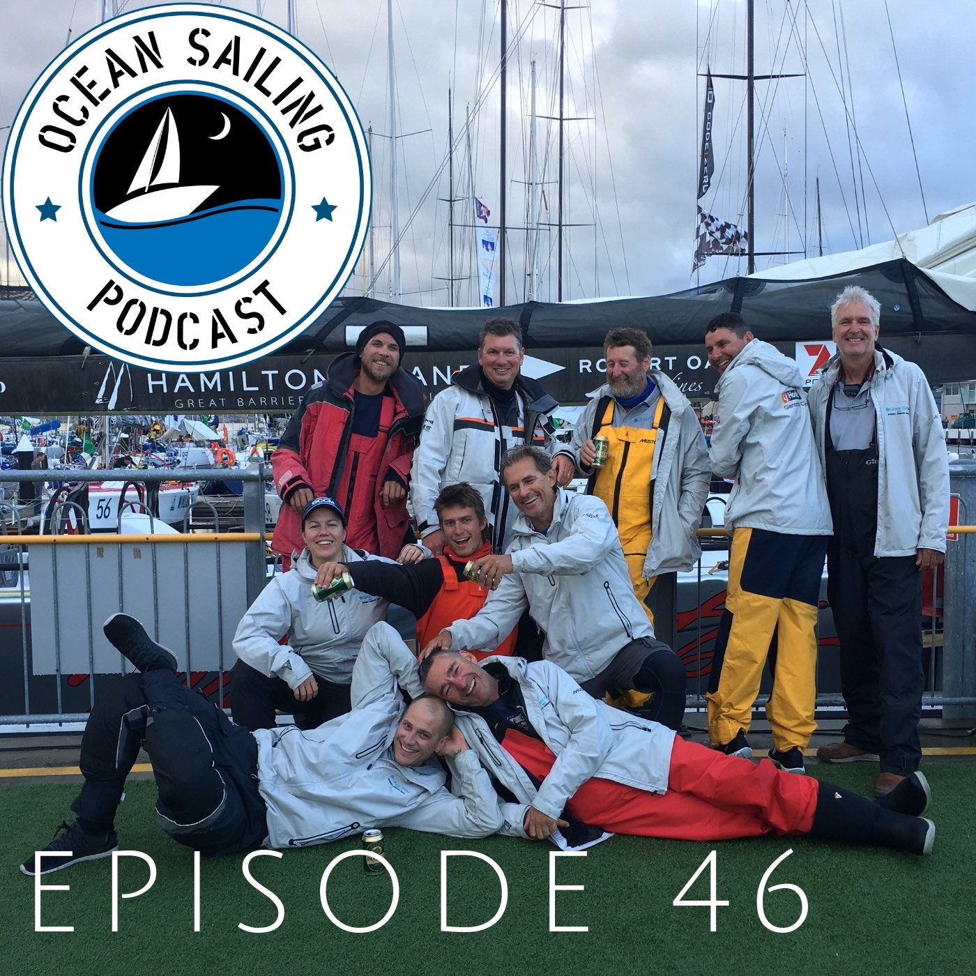 Ocean Gem Rolex Sydney Hobart Race Crew