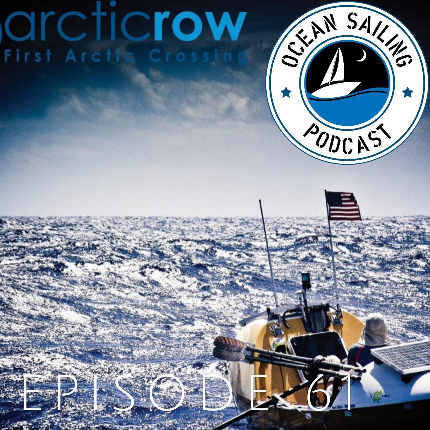 Paul Ridley Arctic Atlantic Ocean Rower