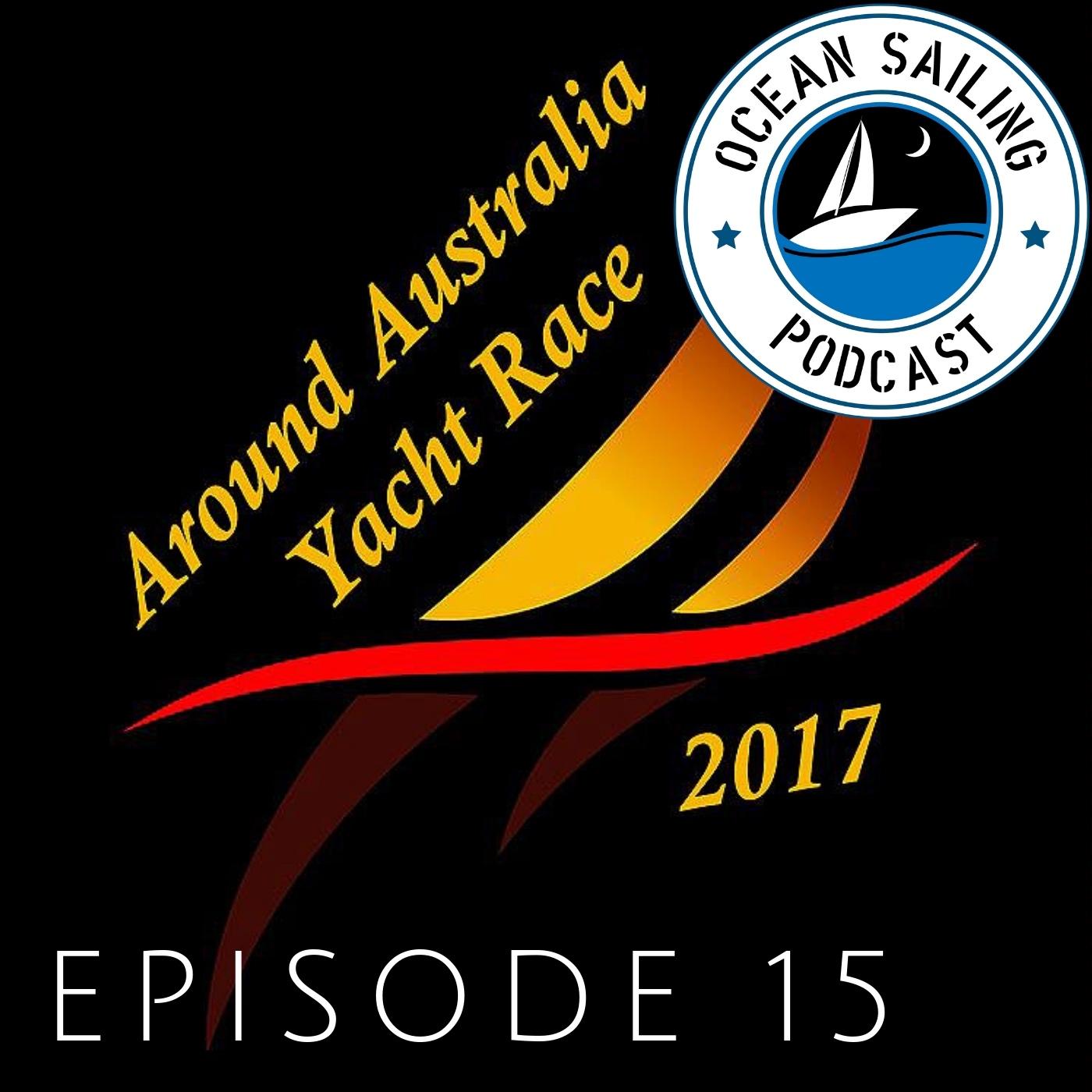 Ian Thomson Australian Circumnavigation Record