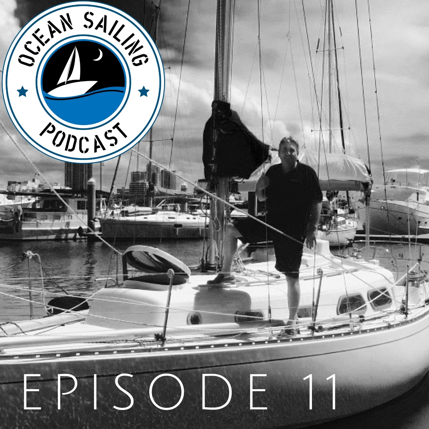Andy Lamont solo circumnavigation S&S 34
