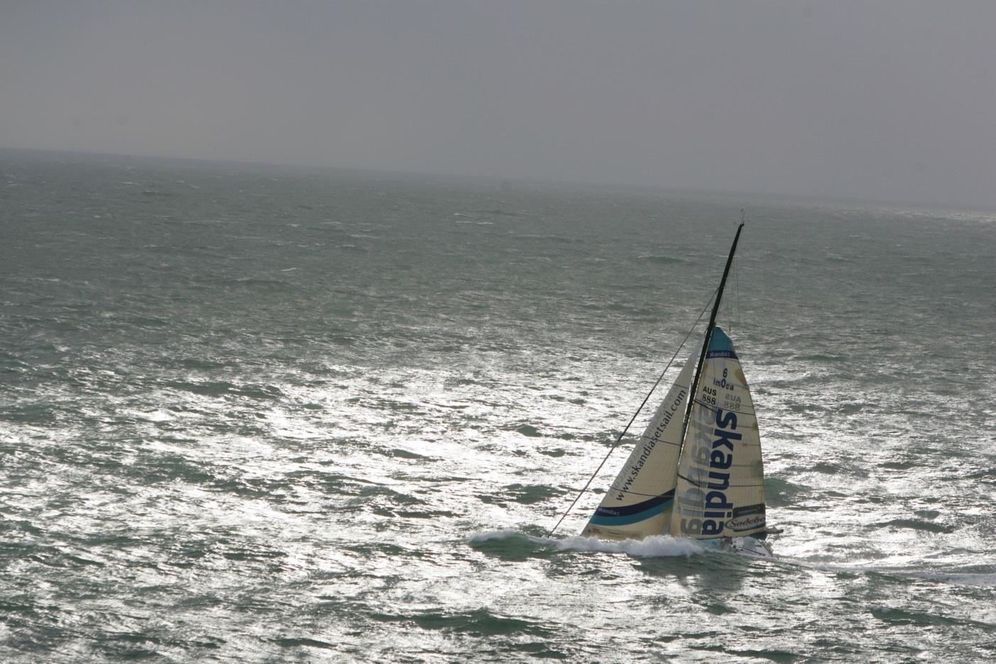 Nick Moloney Vendee Globe Atlantic