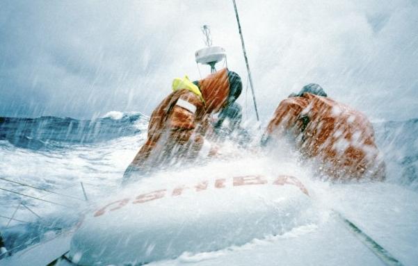 FilNick Moloney Volvo Ocean Race