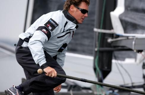 Nick Moloney Extreme 40 Catamarans