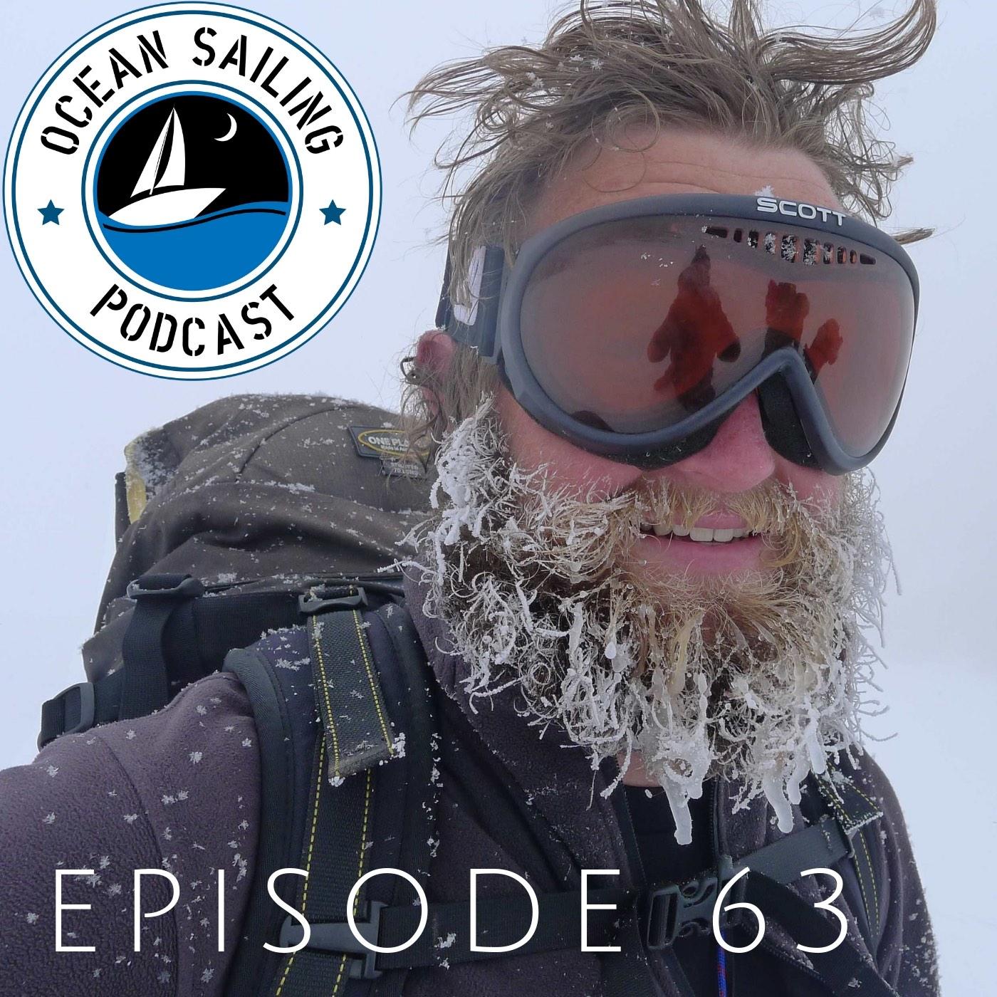 Josh Scarrow Antarctica NZ