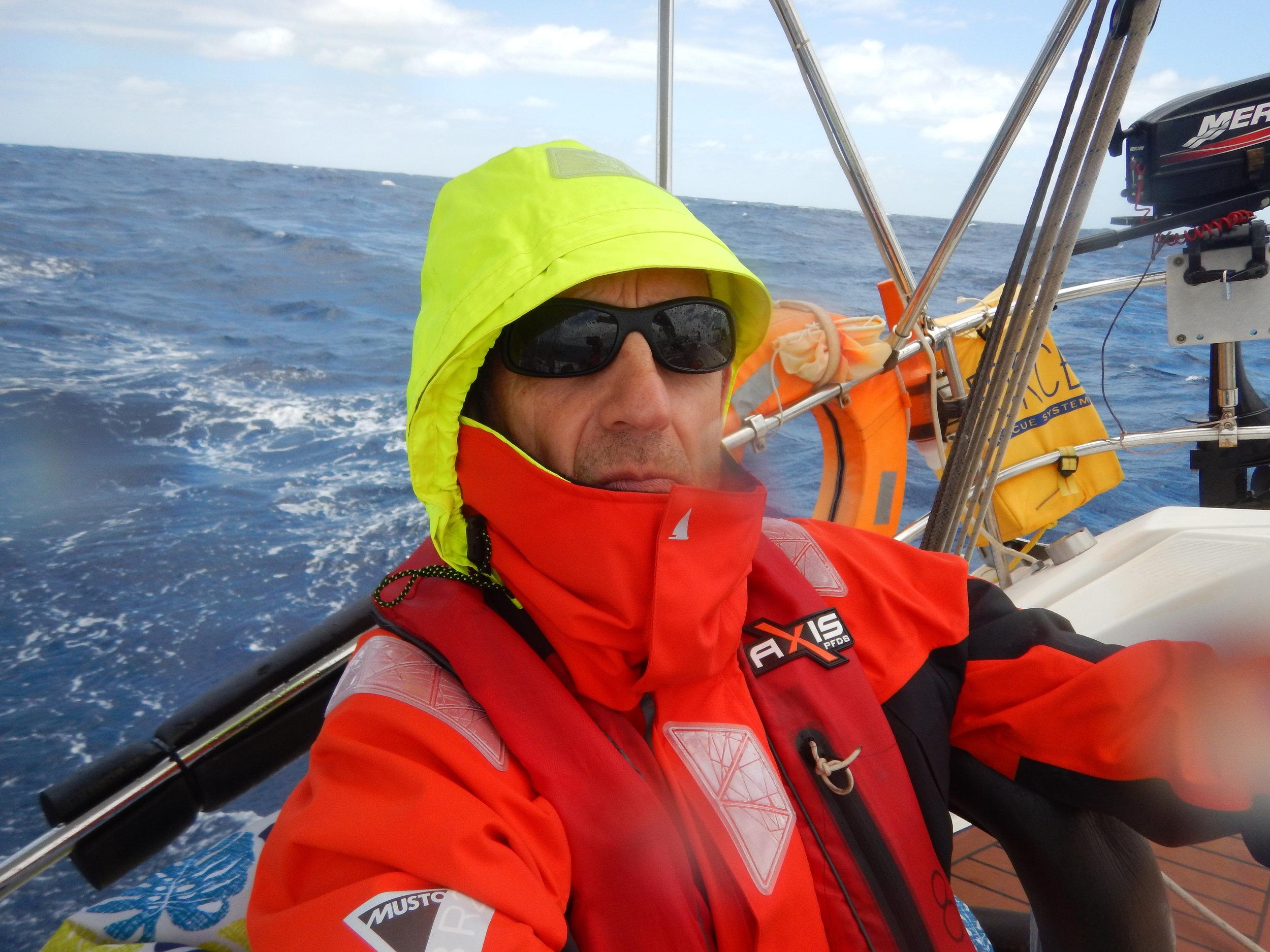 Guy Reeve Sailing