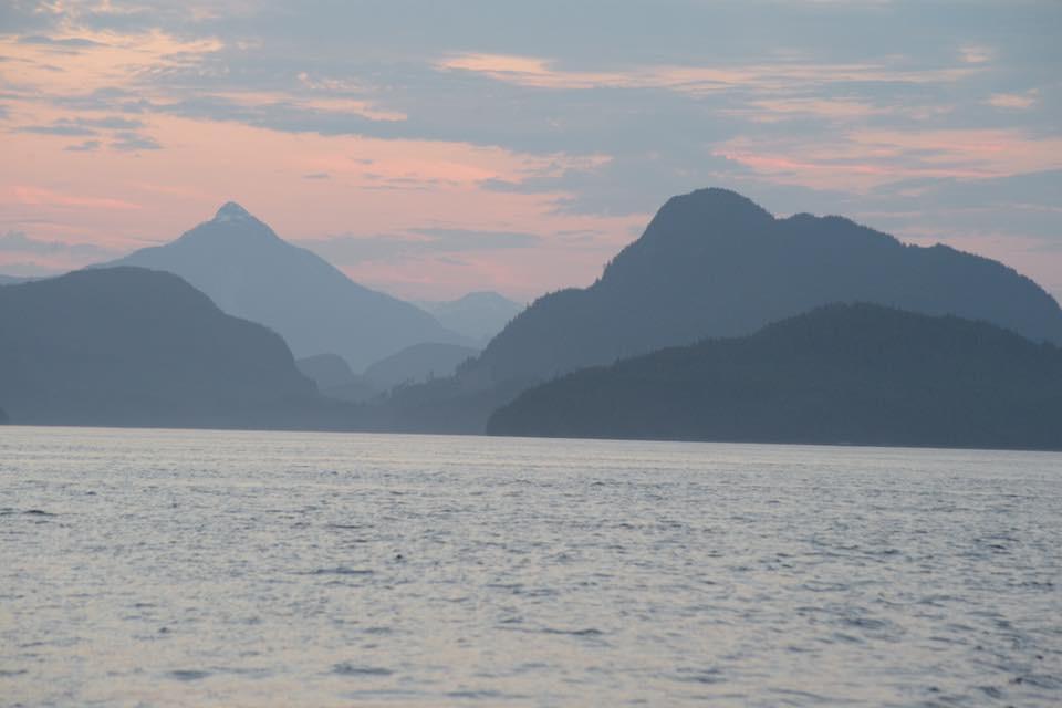 Wilderness sailing Race to Alaska R2AK