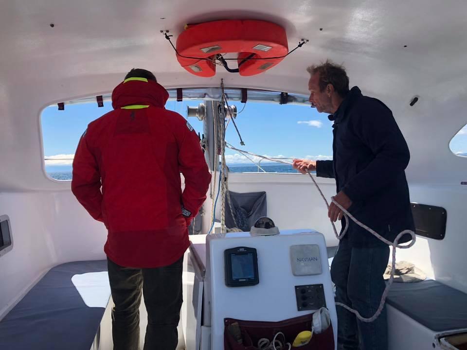 Navigating the Race to Alaska R2AK