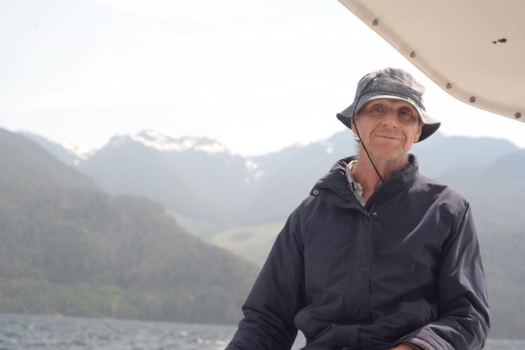 Graham Shaw R2AK 2018 Race to Alaska