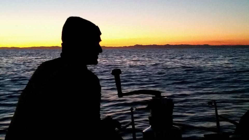 Crossing the Tasman Sea