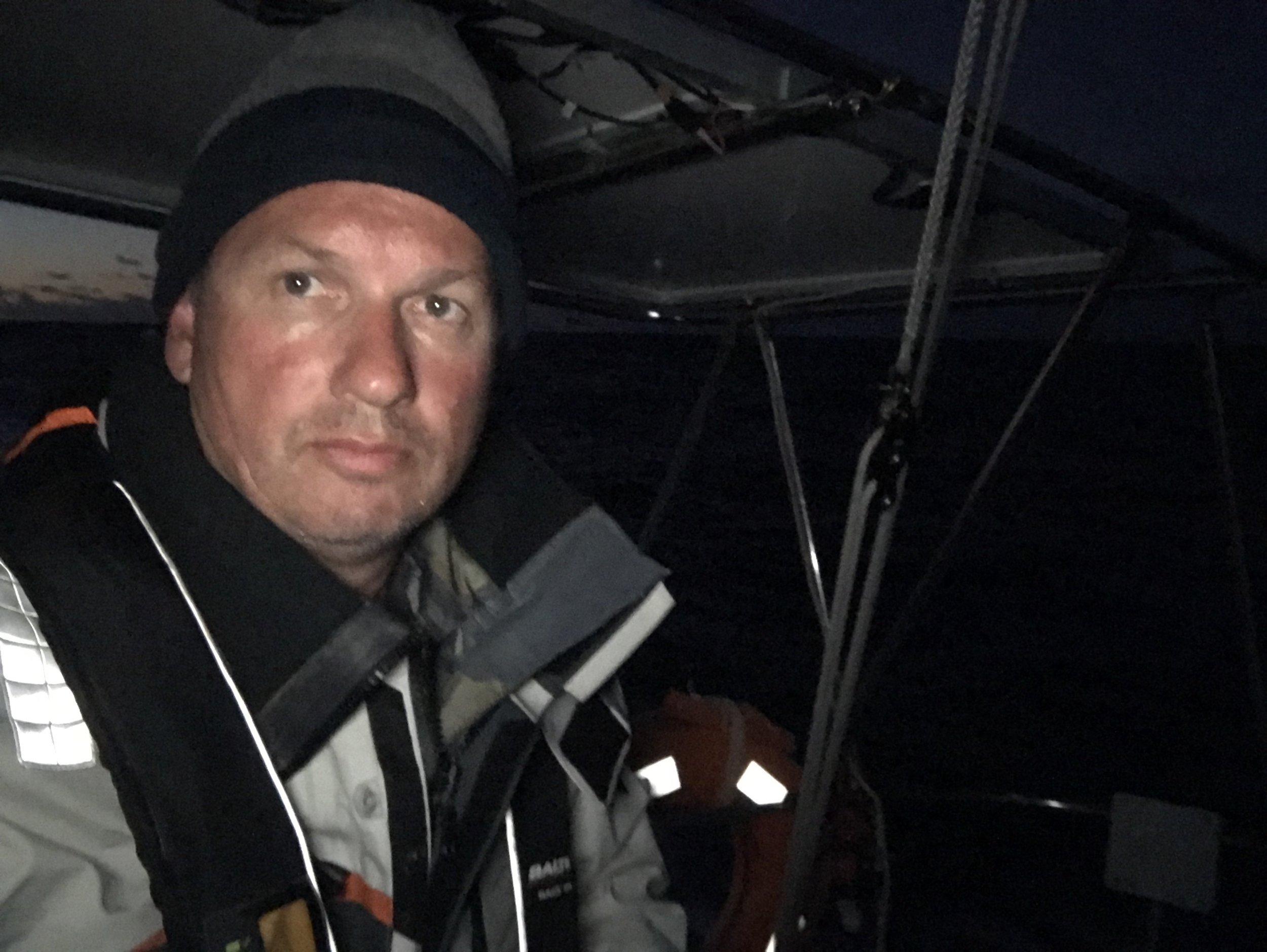 David Hows Tasman Sea crossing Beneteau
