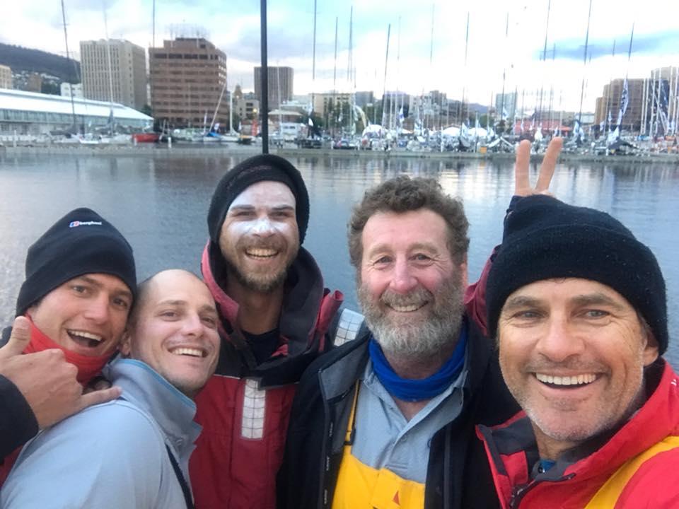 Sydney Hobart Crew