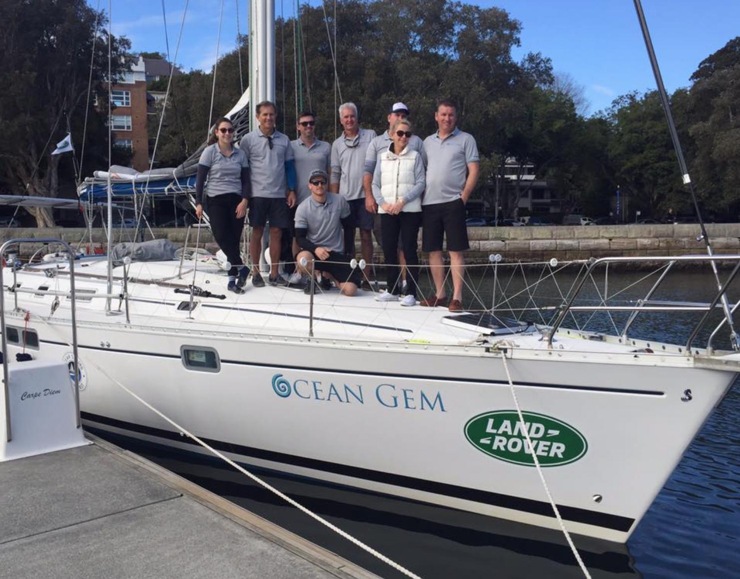 Sydney Hobart Race 2017 - Gold Coast City Marina