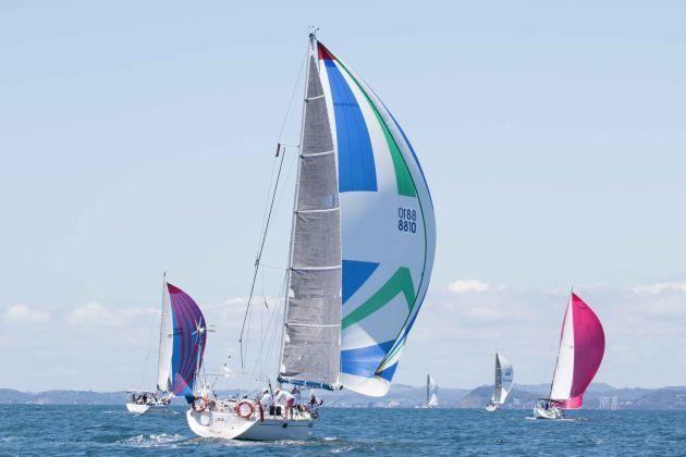 Sail Paradise 2016 - My Sailing