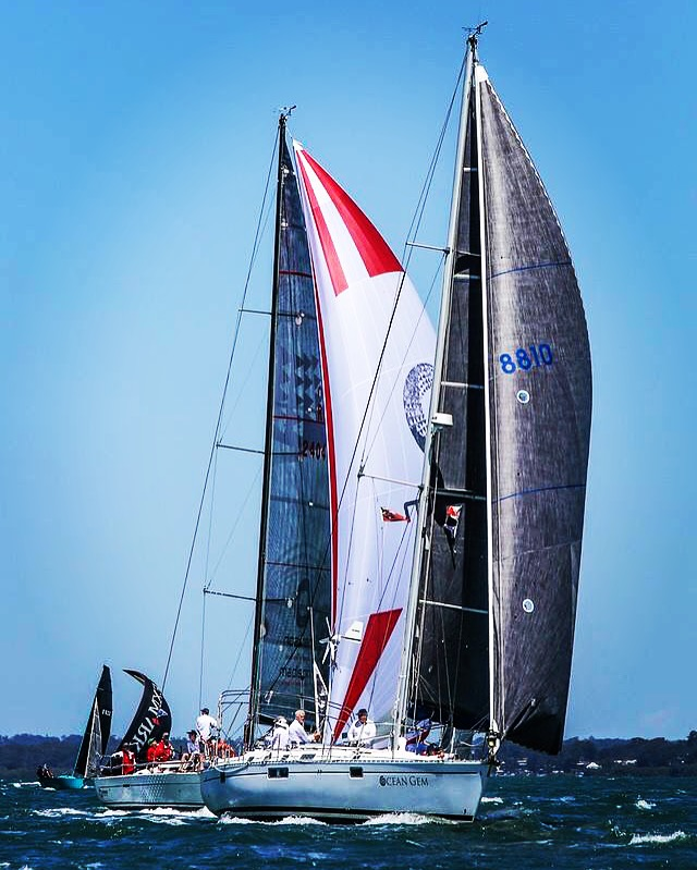 Sydney Gold Coast Race 2016 - Sydney Harbour Boat Storage